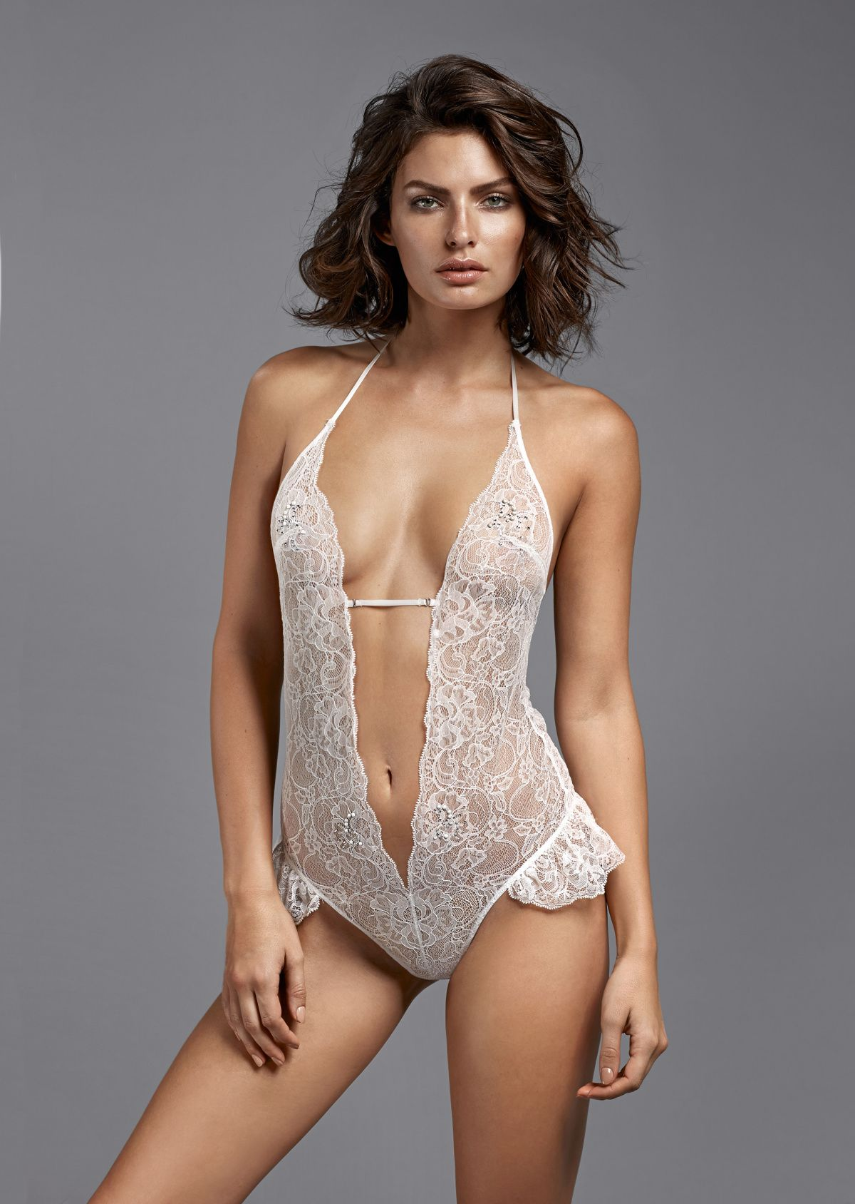 Intimissimi Lingerie SS2014 -- Model: Alyssa Miller   I ...