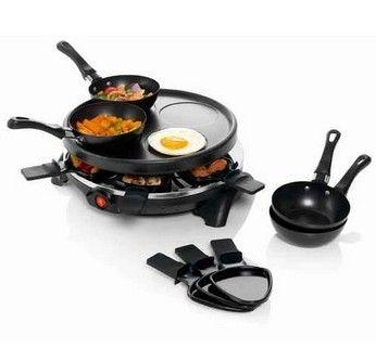 jedem sein eigenes wok pf nnchen das tisch wok set ist. Black Bedroom Furniture Sets. Home Design Ideas