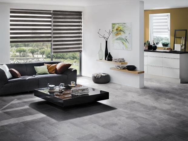 feinsteinzeugfliese manhattan smoke bauhaus flure und. Black Bedroom Furniture Sets. Home Design Ideas