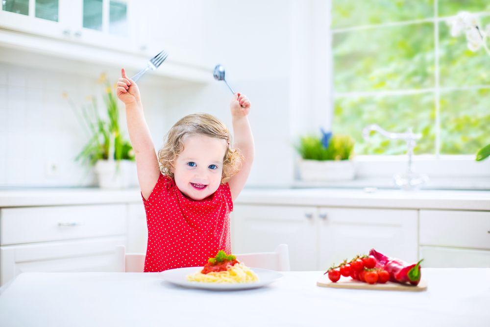 Kinderen lijken een aangeboren voorliefde te hebben voor alles wat begint met een P, poffertjes, pannenkoeken, pasta en patat. Oh en vooruit pastinaak gaat er hier soms ook nog wel eens in.