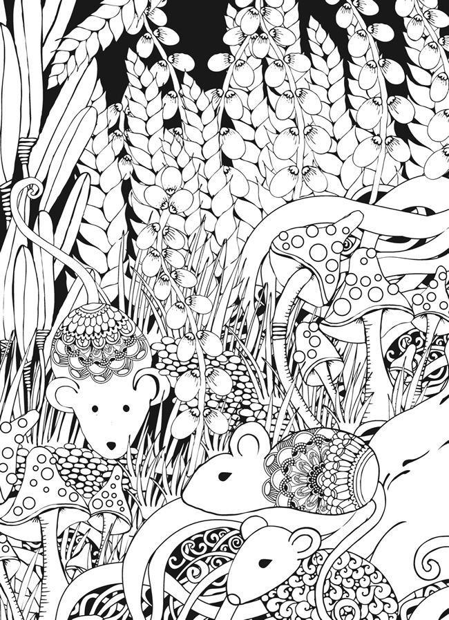 Welcome to Dover Publications | coloring pic. | Pinterest | Dover ...