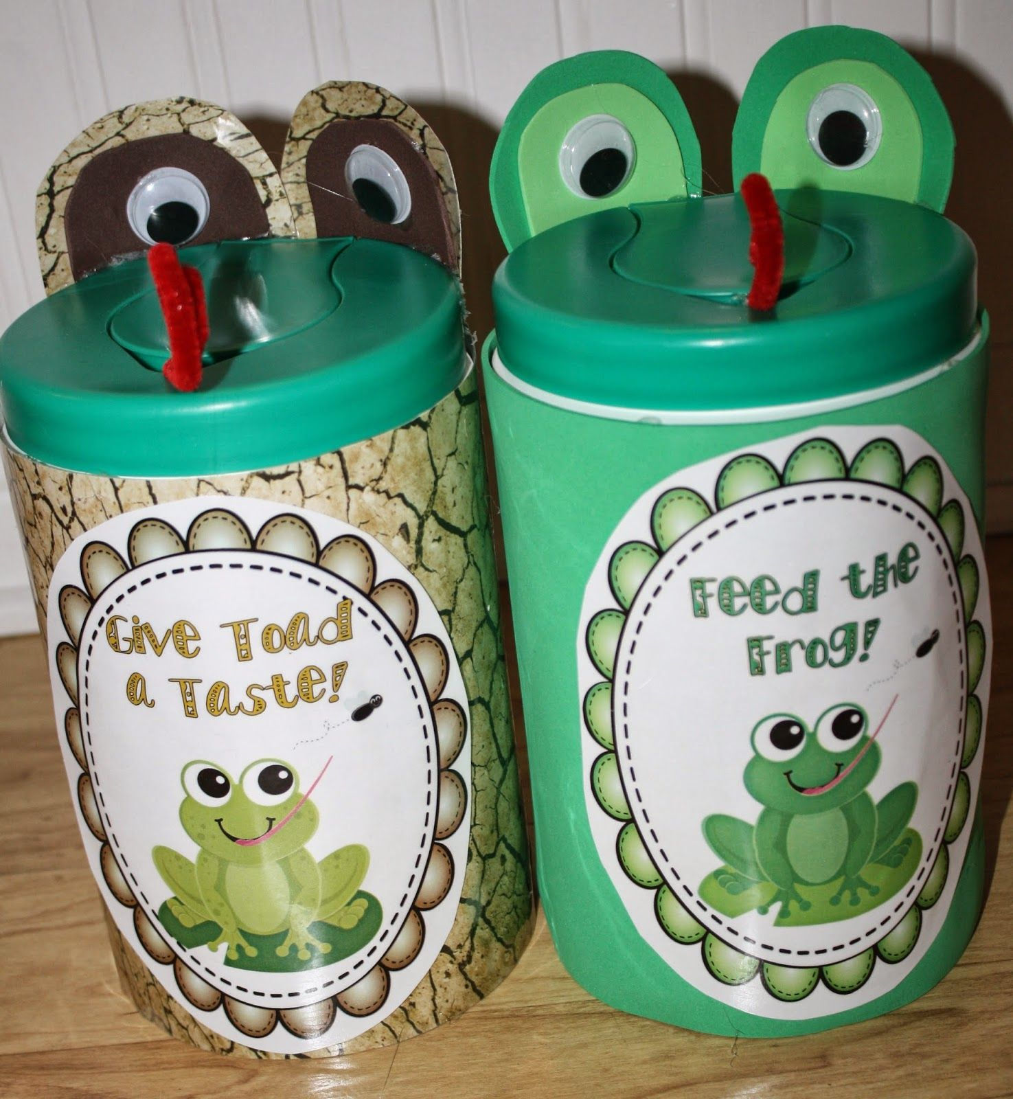 Differentiation Station Creations Frog And Toad Freebie