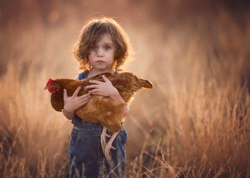 Childhood Innocence by Lisa Holloway