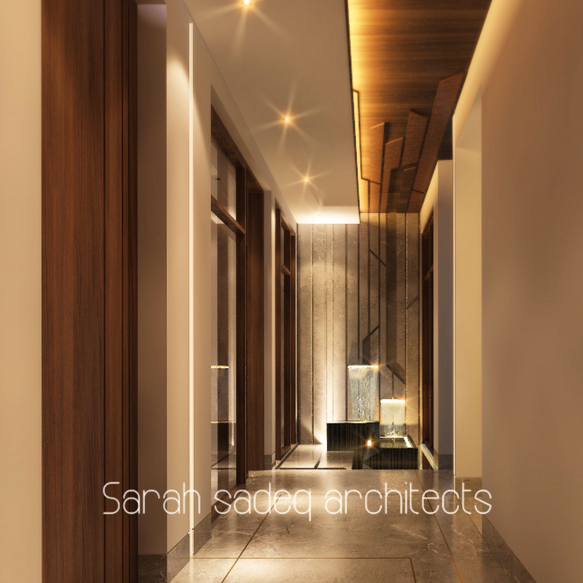 Foyer False Ceiling : Pin by arch sarah sadeq on architectes