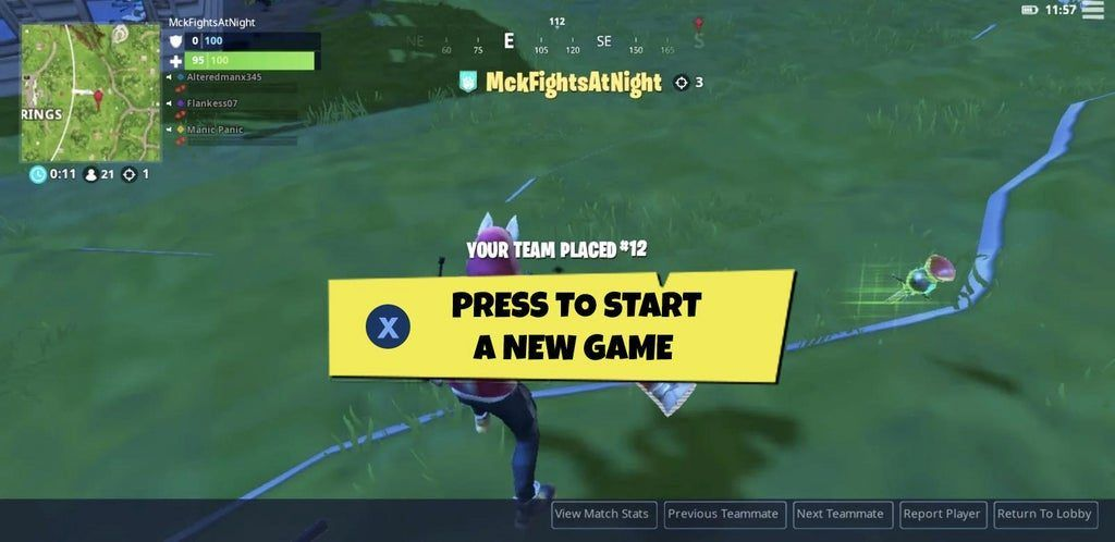 This Fortnite New Game Menu Concept Should Have Been Added Ages