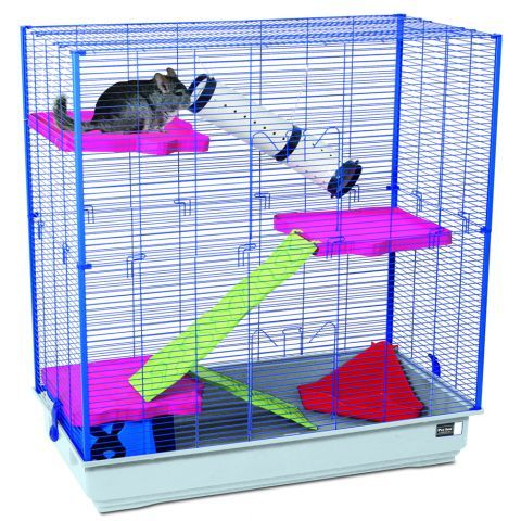 Pet Inn Alfi 2 Double Chinchilla Or Rat Cage Next Day Delivery