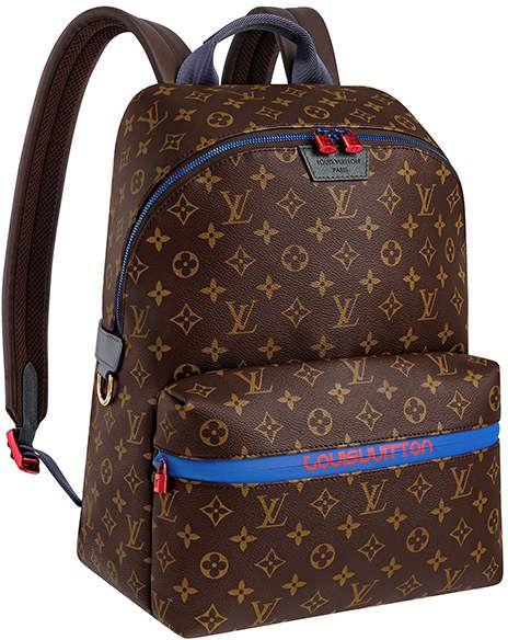 3216dfa25d9c Louis Vuitton Backpack Apollo Monogram Outdoor Brown
