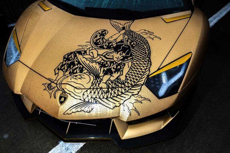 The Maddest Lamborghini Aventador in the World