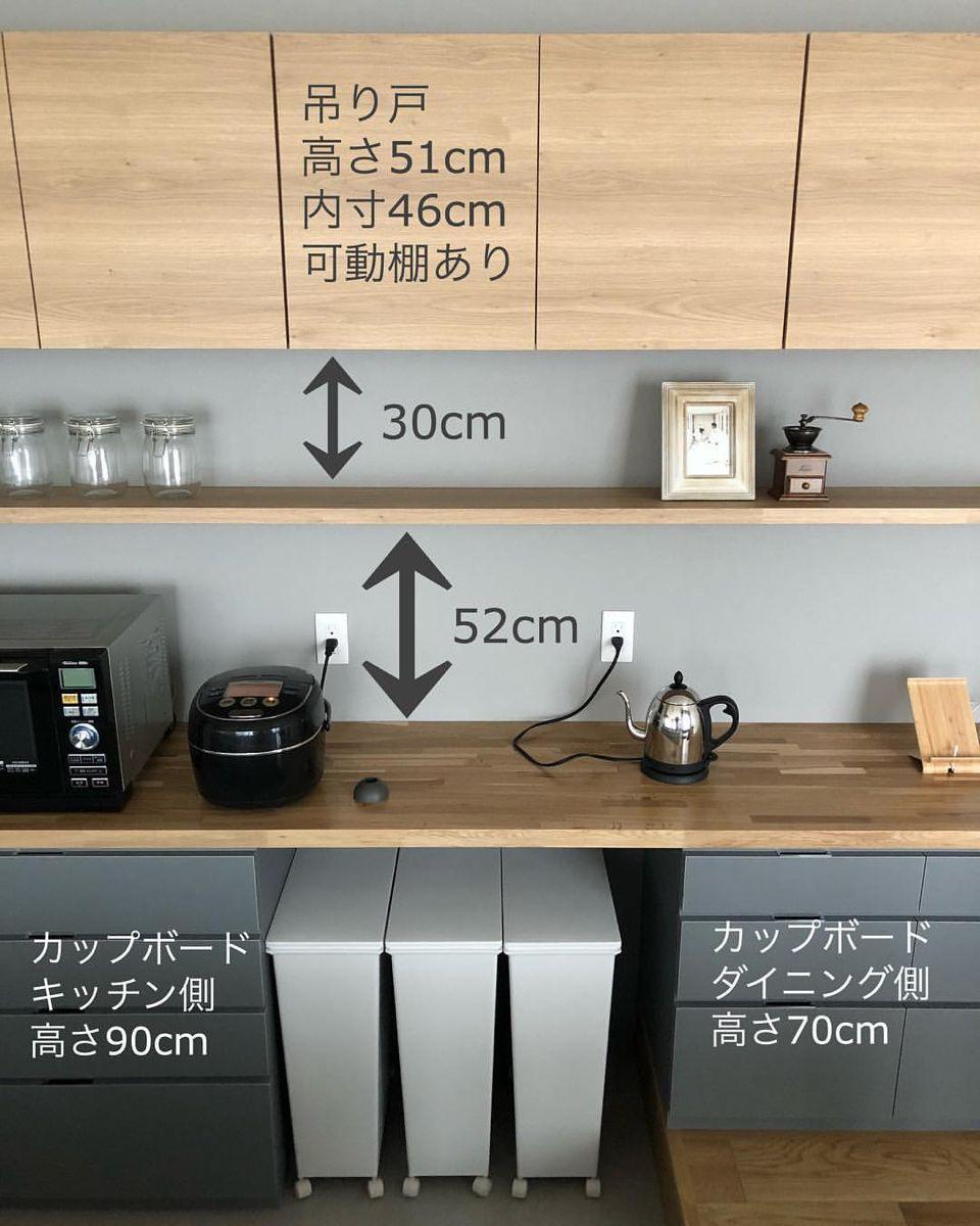 キッチン おしゃれまとめの人気アイデア Pinterest 2u 2020