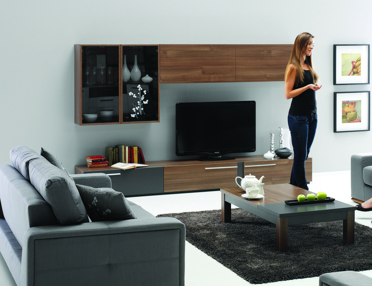 Modern yeni tv unite modelleri 7 - Enjoy Duvar Nitesi Http Balevim Com Tr Tv Uniteleri Televizyon Sehpalar Deri Televizyon Niteleri Modern Televizyon Niteleri Avangarde Tel