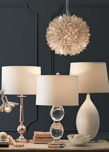 Bedroom Table Lamps Set Of 2