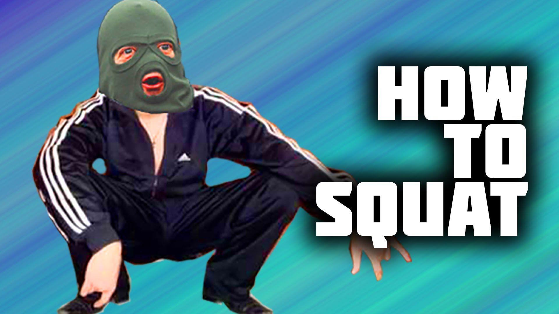 How to squat like slav   Slav/Gopnik   Squats, Slav squat ...