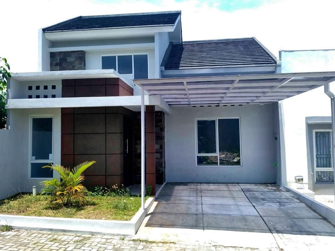 21 Model Rumah Sederhana Tapi Kelihatan Mewah Terbaru 2018