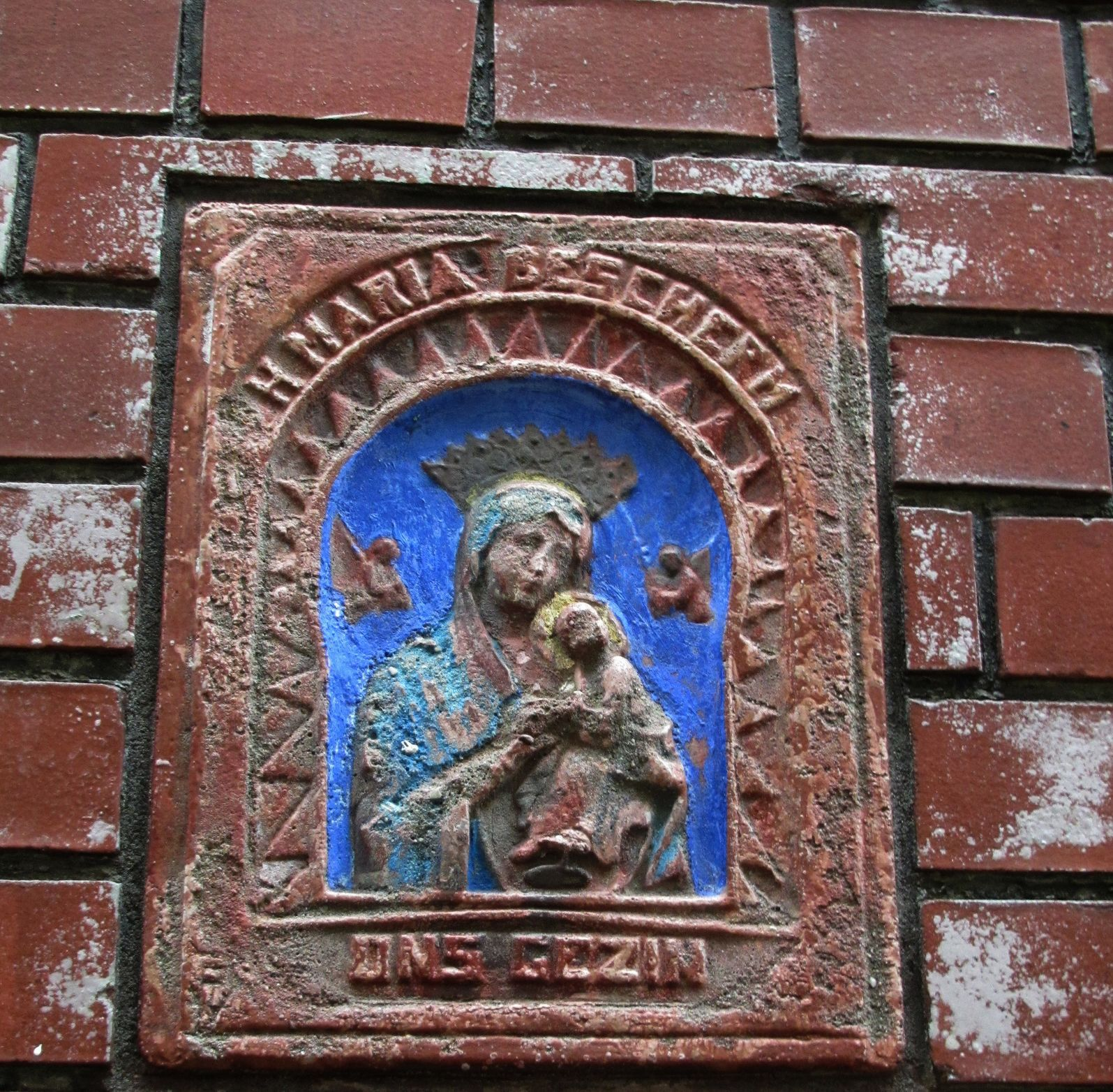Tilburg, Holy Mary, Protect our Family.