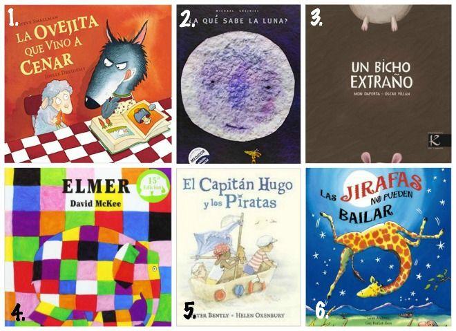 Selección De Libros Y Cuentos Para Niños 3 A 5 Años Club Peques Lectores Recomendaciones De Libros Cuentos Infantiles Para Leer Libros Para Niños Cuentos