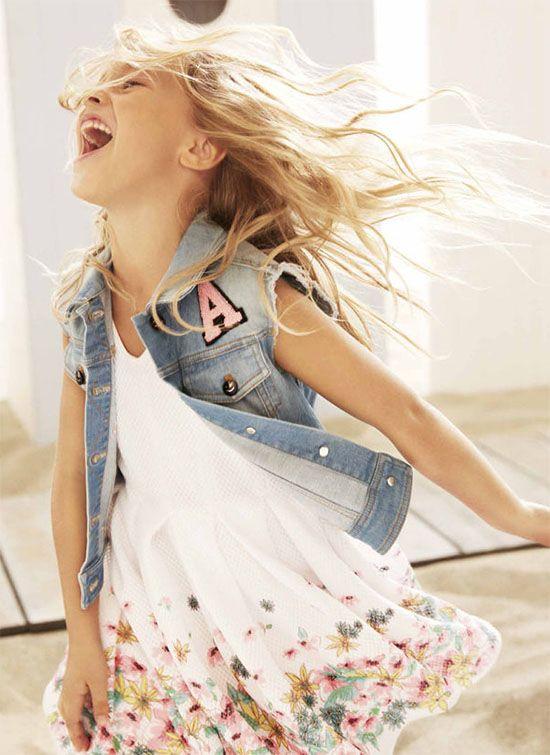 Ecología folleto Fuera de borda  Vestidos para niñas primavera verano 2018. Moda verano 2018 niñas. | Moda  primavera, Moda primavera verano, Moda para niñas