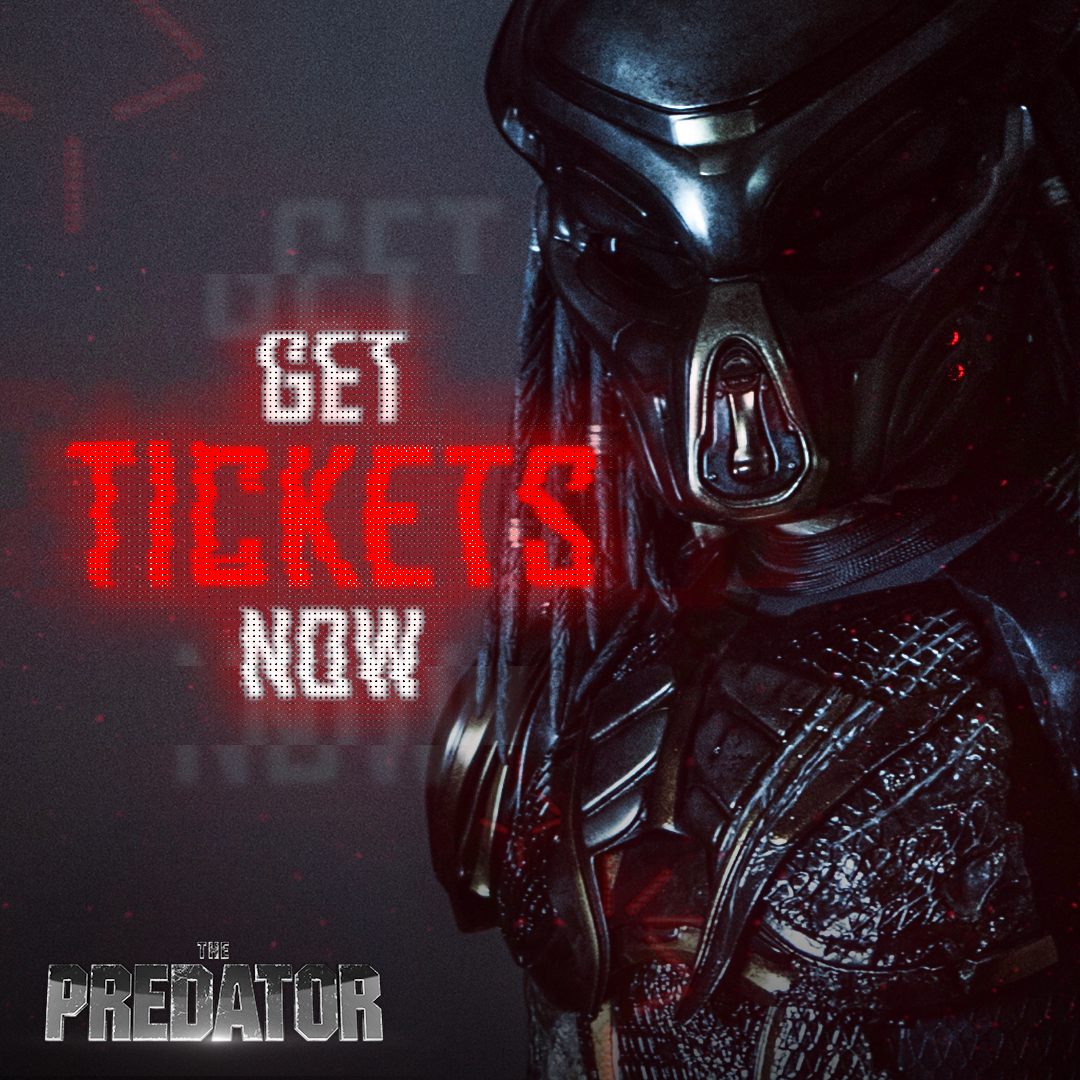 Photo of The Predator (2018) Times – Movie Tickets + Showtimes | Fandango