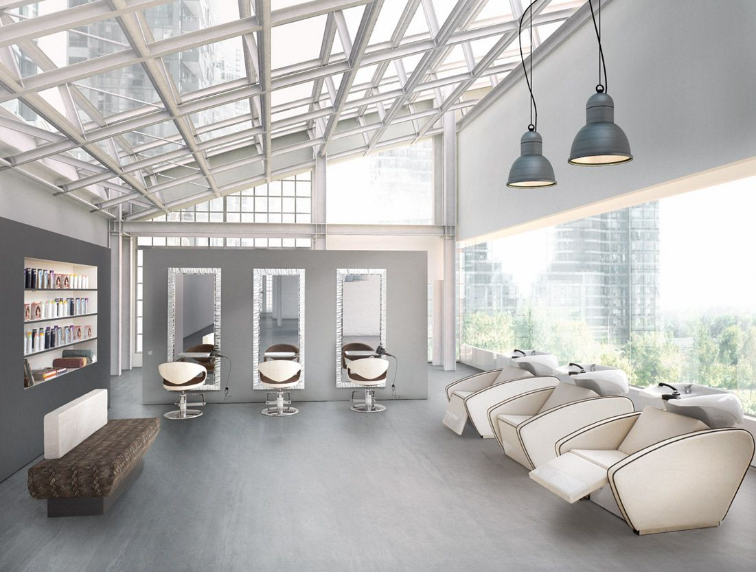 Mobili Parrucchiere ~ Realizzazione arredamenti per parrucchieri: progettazione saloni