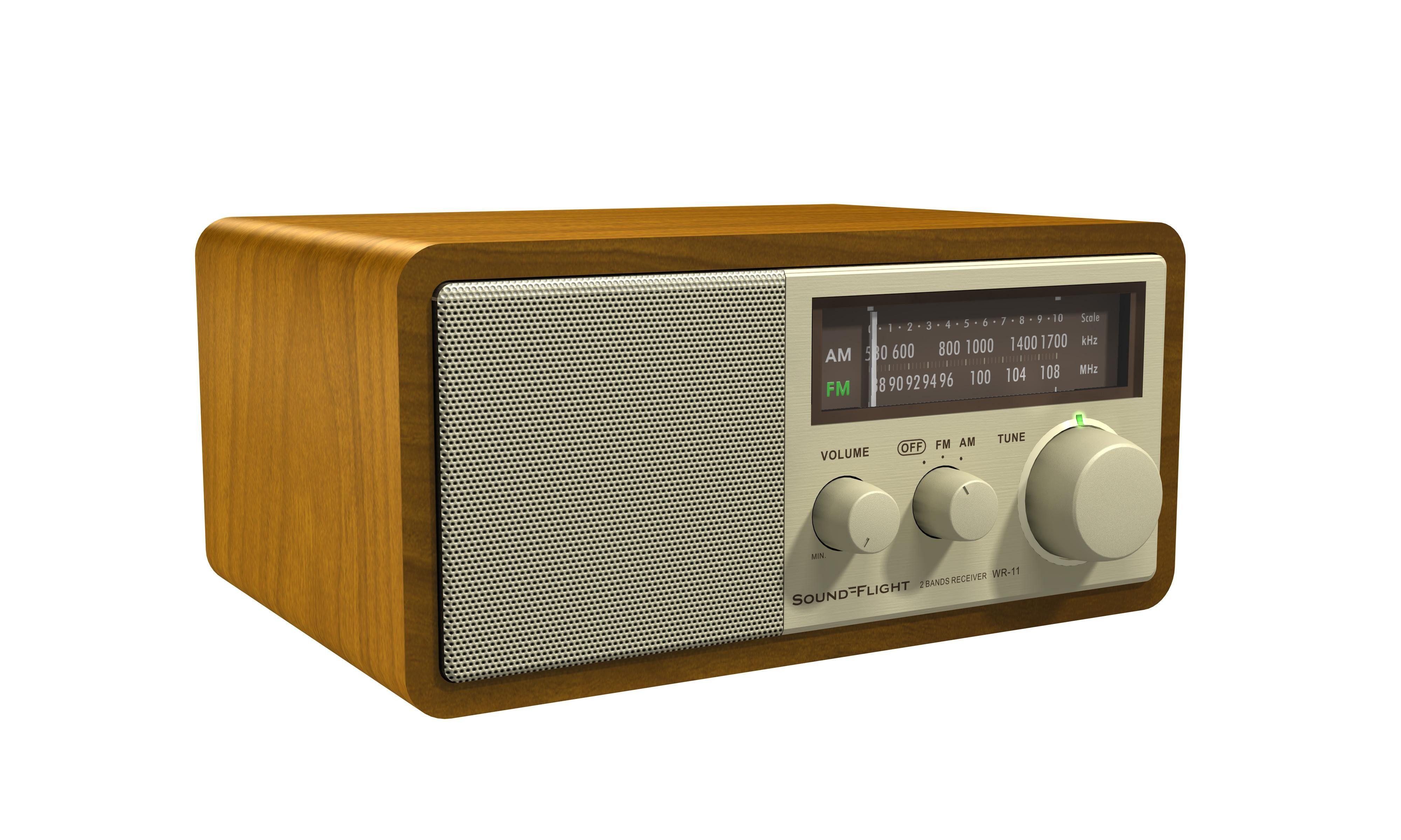 Retro Radio - SOUNDFLIGHT RESWR-11 Radio | Cool Gifts For