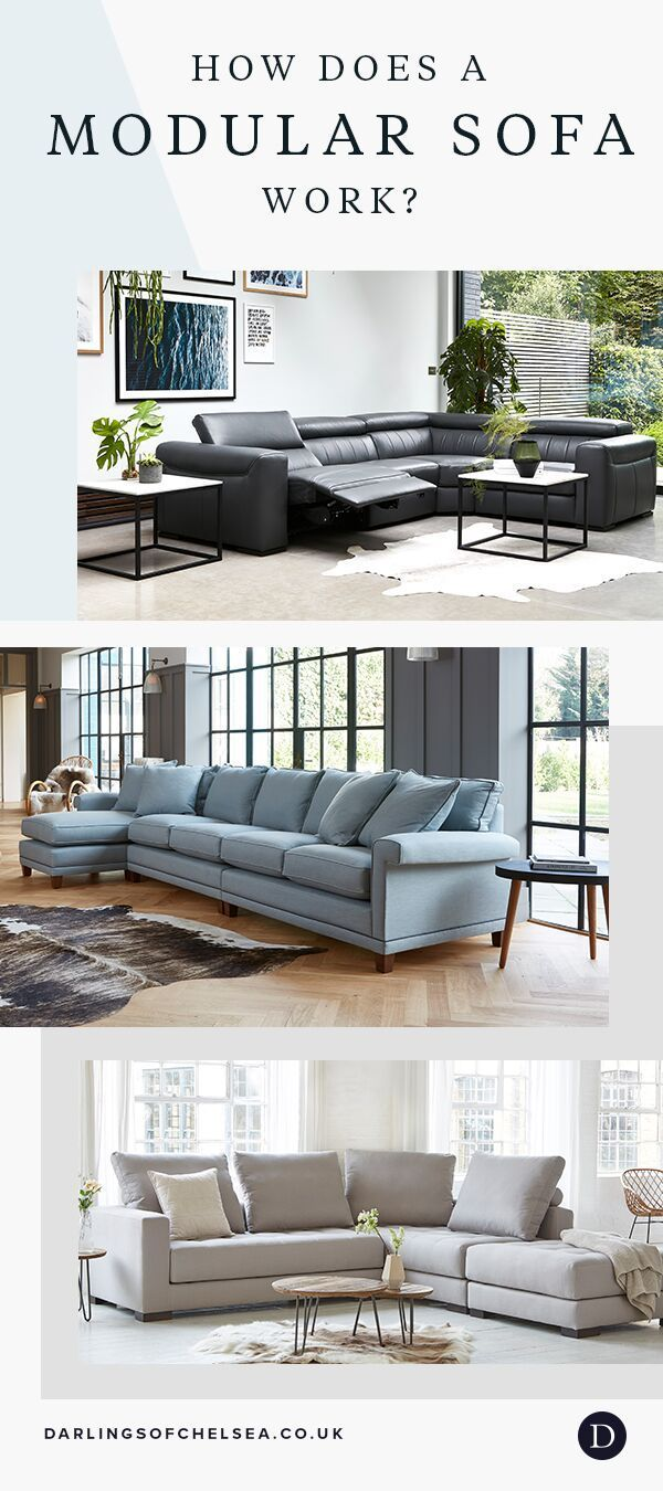 What Is A Modular Sofa Darlings Of Chelsea In 2020 Sofa Design Modular Sofa Luxury Sofa