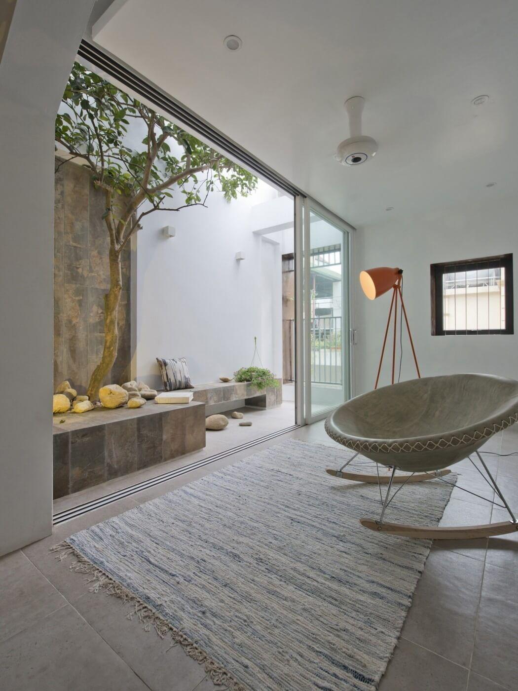 Qt House By Landmak Architecture Patio Interior House Design Home