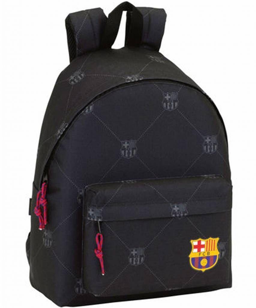 3dcc3399adf Rugzak Logo Black 40 cm #voetbal #laliga #cadeau #voetbalkids #premierleague
