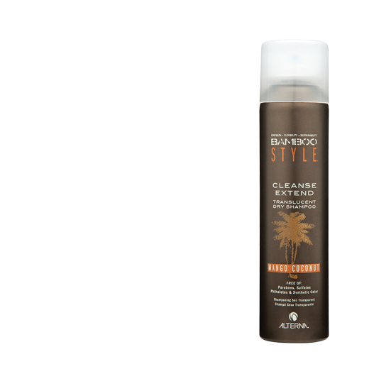 Bamboo Style Cleanse Extend Translucent Dry Shampoo Mango Coconut Good Dry Shampoo Dry Shampoo Shampoo