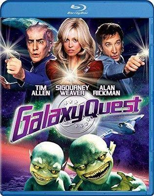 Galaxy Quest (Blu-ray), Movies