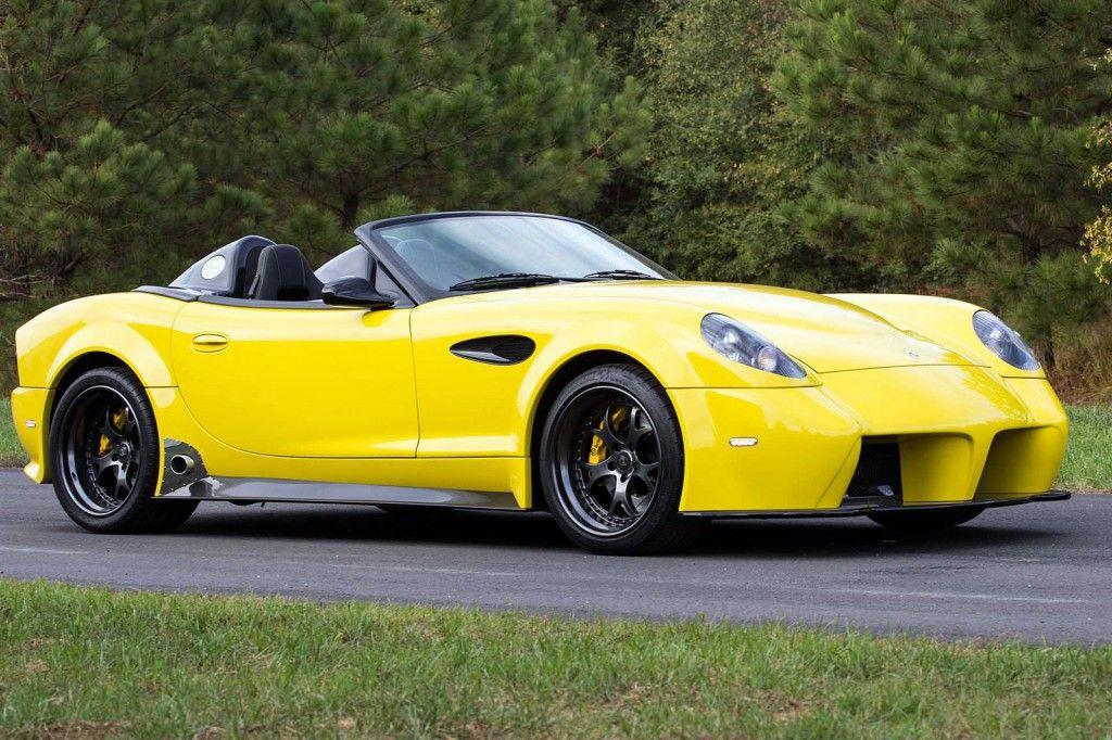 2015 Panoz Esperante Spyder Gt Debutes Car Sports Car Sports Cars Luxury