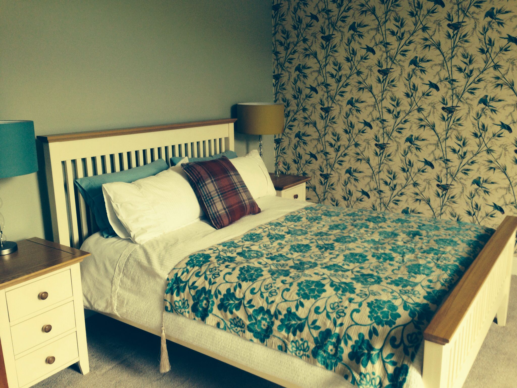 Best Great Ormond Street Parchment Wallpaper From Little Greene Paint Co Amazing Bedroom Alcove 400 x 300
