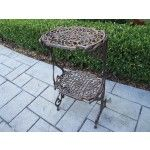 Oakland Living - Mississippi 2 Level Stand Planter - 6026-AB  SPECIAL PRICE: $124.72