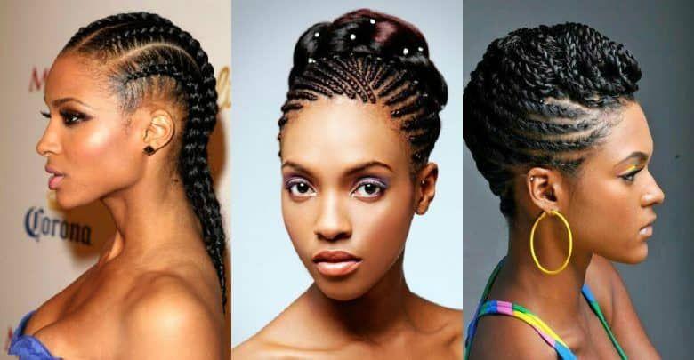 15 Latest Ghana Weaving Hairstyles Trends In Nigeria Ghana