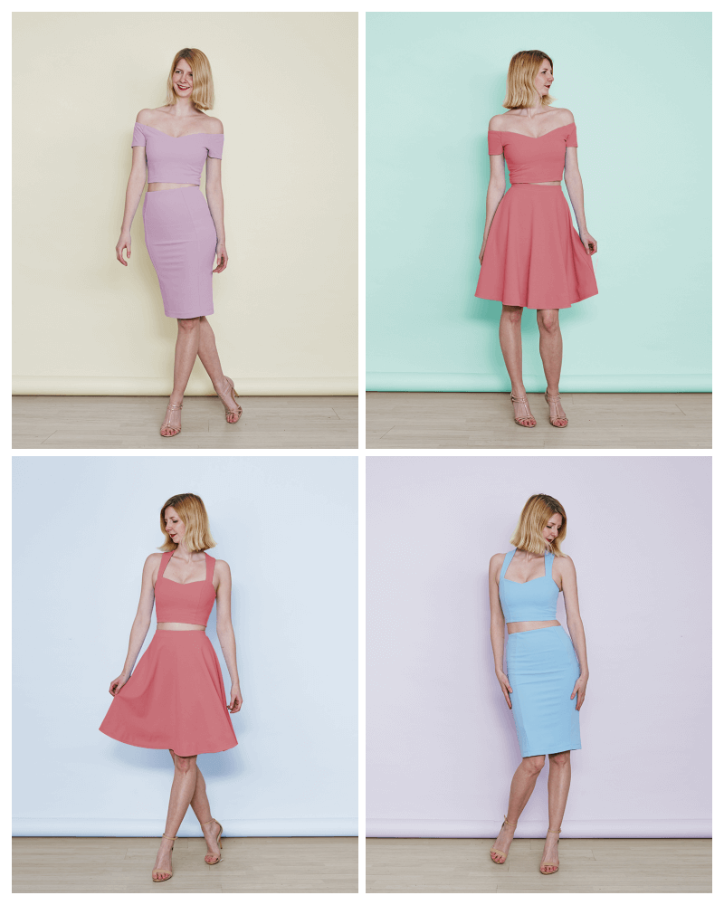 New pastel colours have arrived get some pastel perfect summer