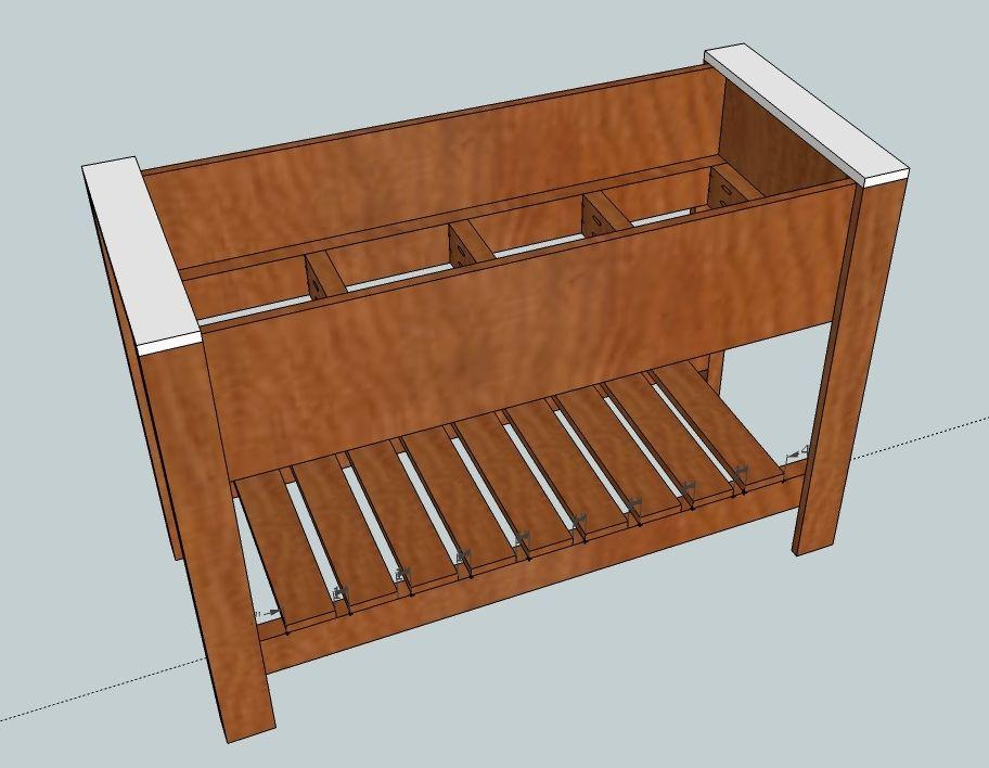 Ana White Build A Raised Planter Box Free And Easy Diy 640 x 480