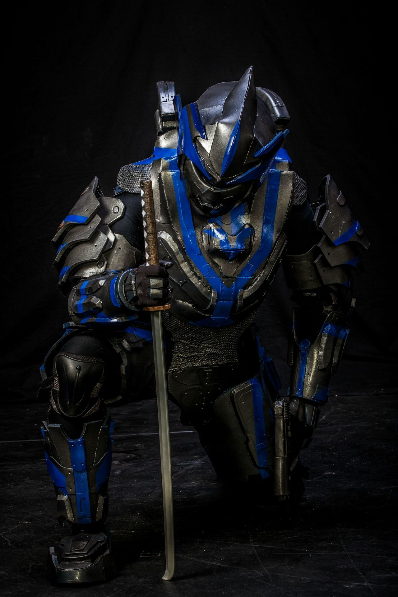 Halo hayabusa armor by winraven halo pinterest - Halo 4 pictures ...