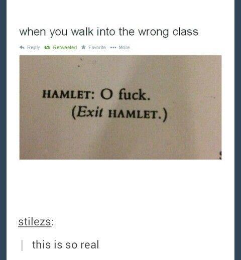 I Love Shakespeare Funny Tumblr Posts Tumblr Funny Funny