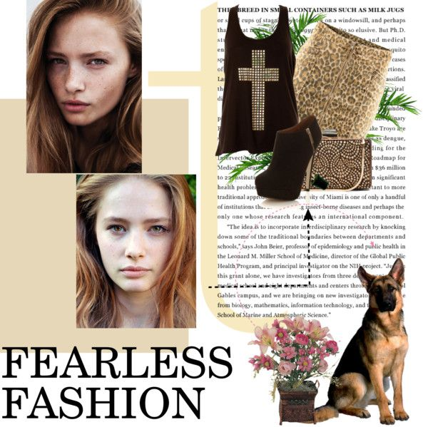 """Fearless Fashion"" by swaggy99 ❤ liked on Polyvore"