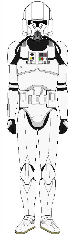 Phase 2 Clone Pilot By Jedi44 Star Wars Trooper Star Wars Helmet Star Wars Concept Art