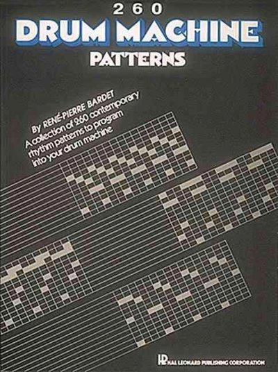 260 Drum Machine Patterns #forexcurrencymom | Drum machine ...