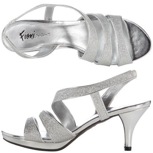 Possible MOH/bridesmaid sandals! Womens Fioni NightWomen's Lydia Asymmetrical Sandal