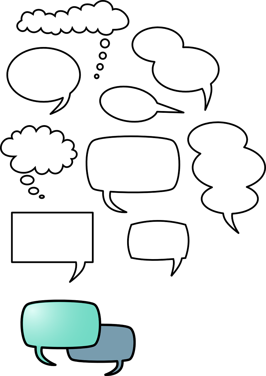 Free Image On Pixabay Speech Balloon Thinking Clouds Comic Cloud Free Clip Art Cloud Stickers