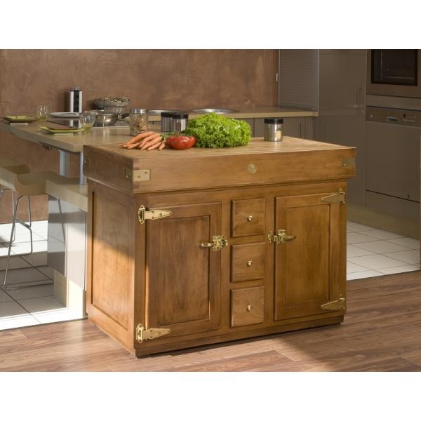 le billot glaci re billot glaci re et deco bistrot. Black Bedroom Furniture Sets. Home Design Ideas