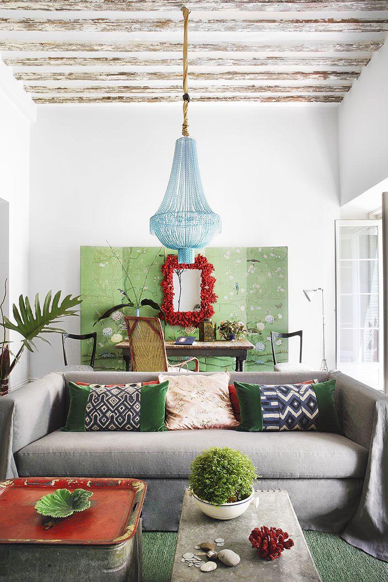 Swell shopping lush green living room green living rooms