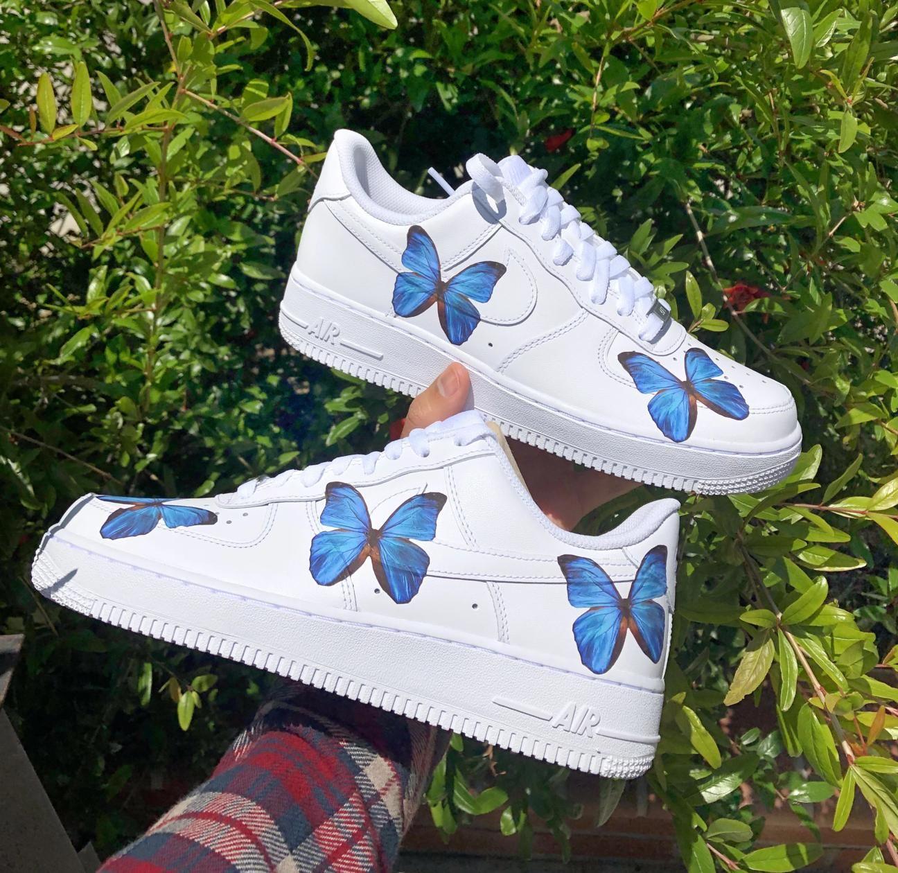 AIR FORCES Custom nike shoes, Custom