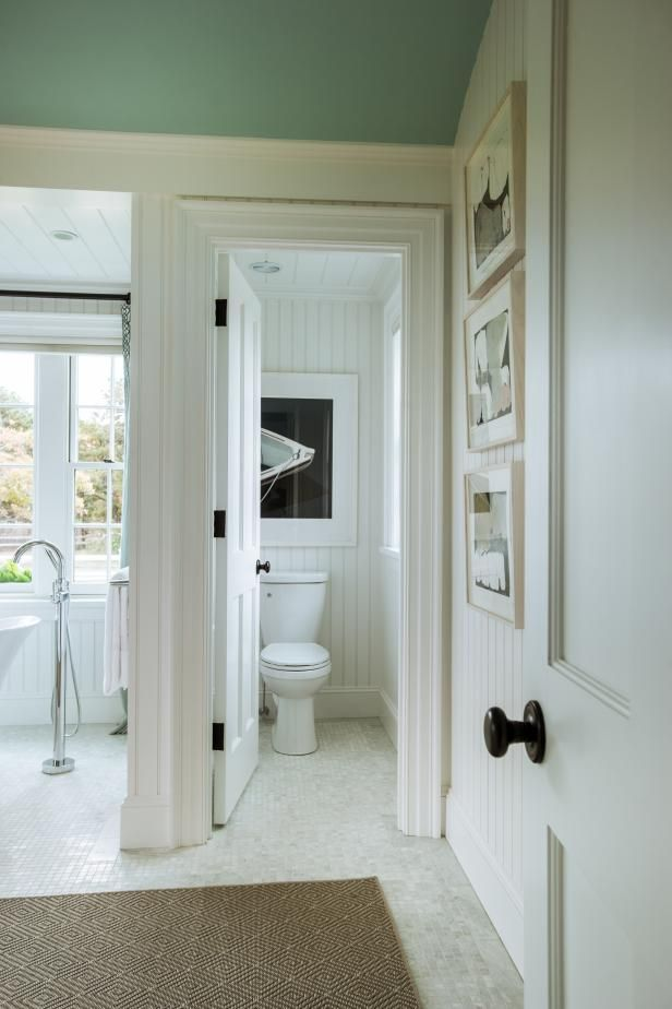 HGTV.com showcases the private toilet stall and state-of-the art ...