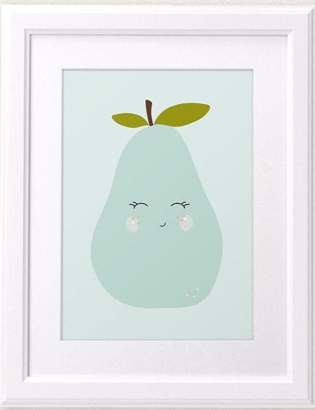 Amazing Individuelle Drucke u Plakate f r us Kinderzimmer bei DaWanda online kaufen