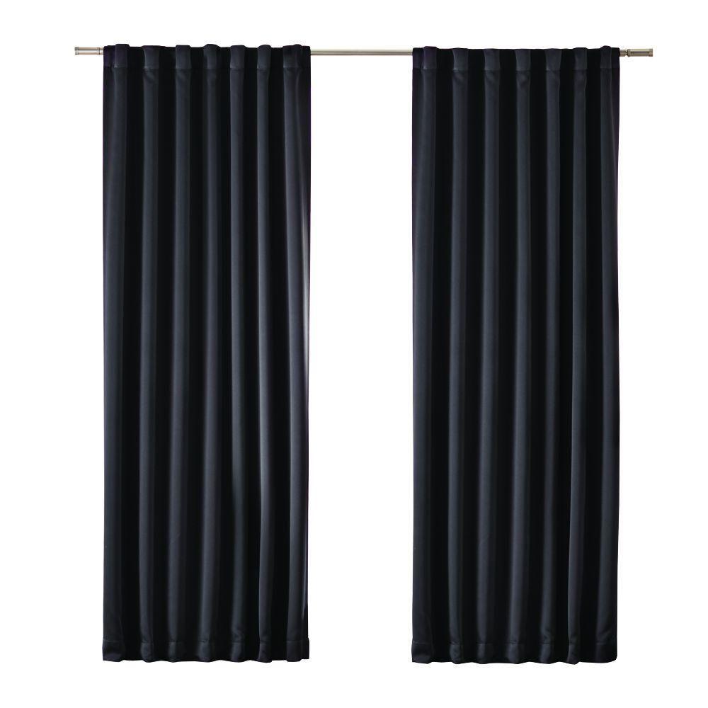 100 Blackout Curtains Rod Pocket In 2020 Modern Window