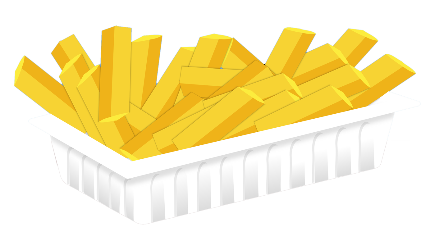 French Fries Cartoon Cartoon Sketch Frenc Fries Png And Vector With Transparent Background For Free Download French Fries Fries Cartoon