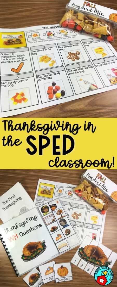 This set includes differentiated reading passages with visuals, sentence writing, vocabulary, counting, dollar up pages, TWO visual recipes and   so much more! Perfect for the special education classroom!