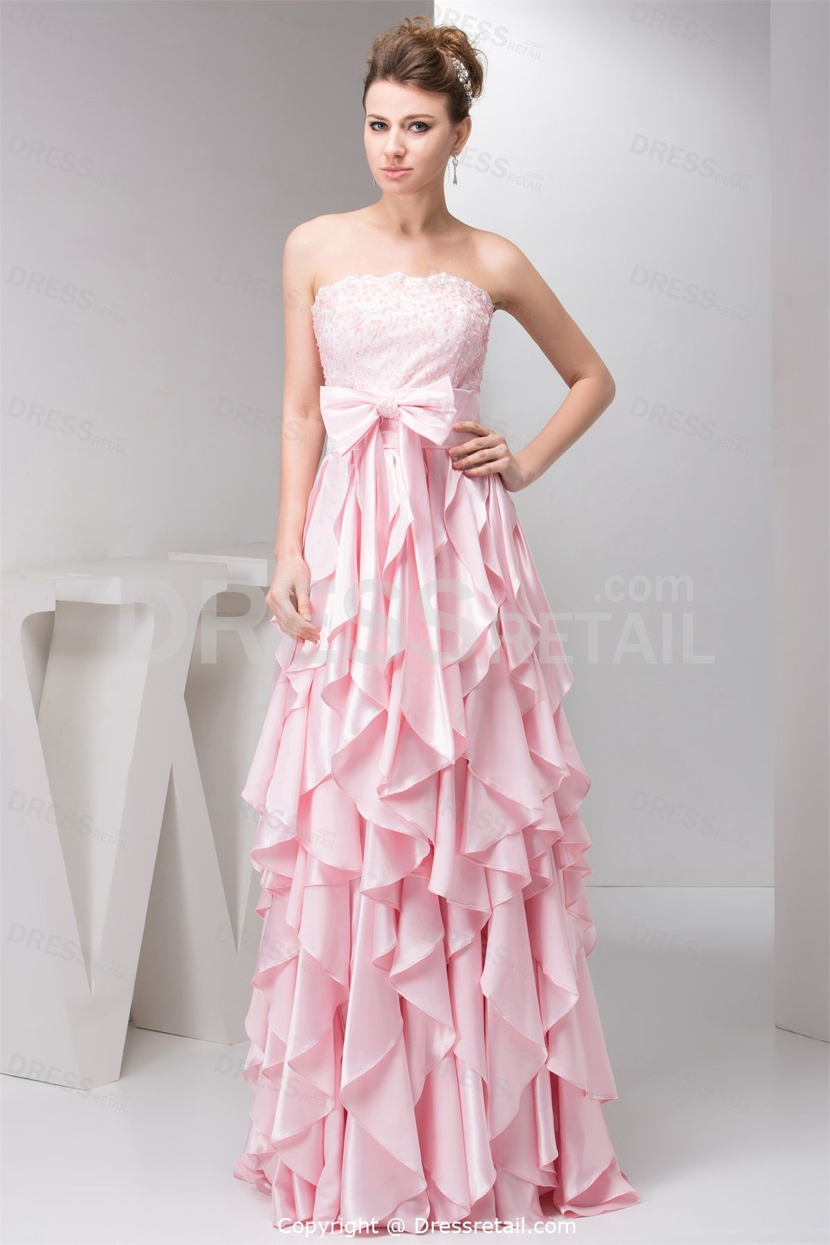 Formal dresses for teens pink | ... Special Occasion Dresses Light ...
